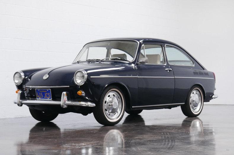 1968 Volkswagen Type 3
