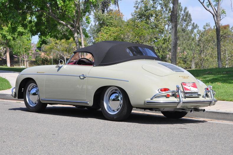 1957 Porsche 356A | European Collectibles  |1957 Porsche 356a