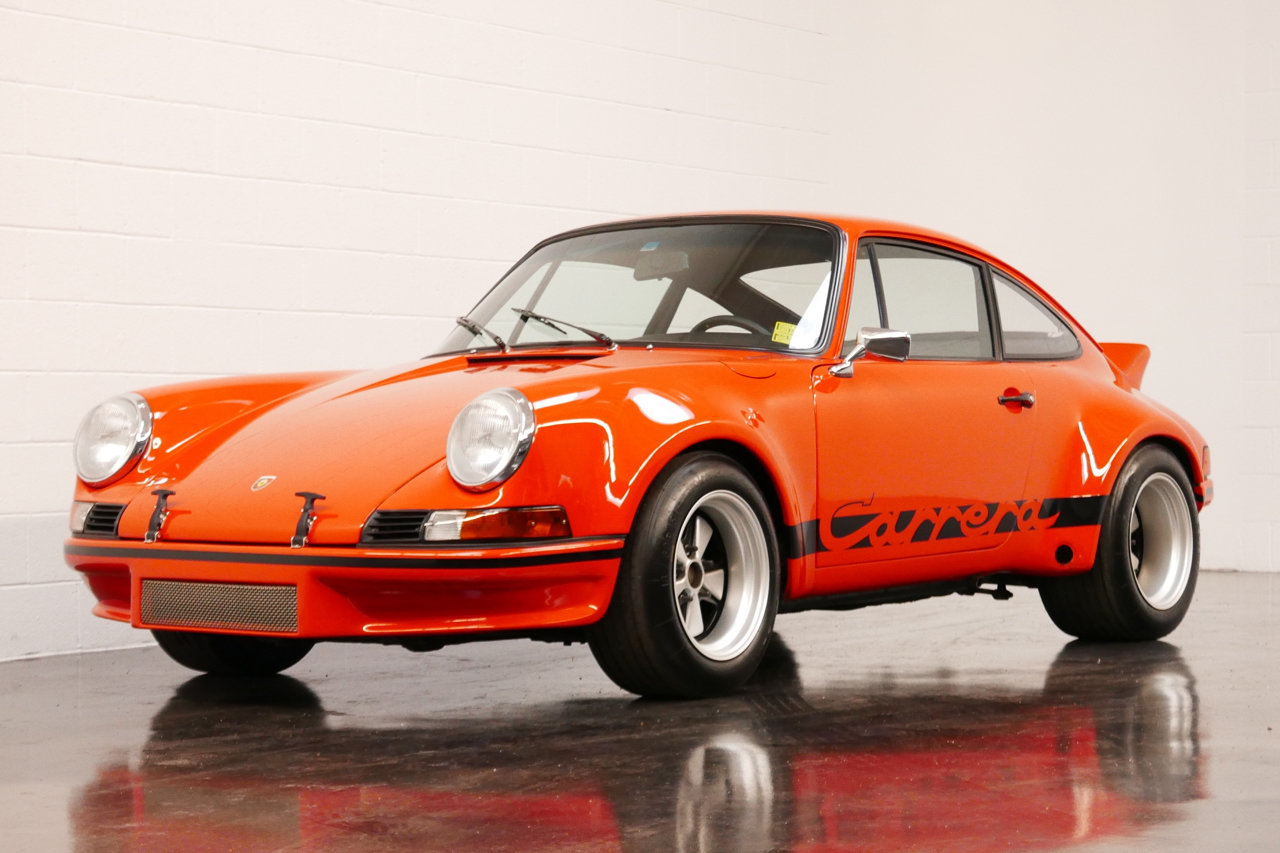 1973 porsche 911 carrera rsr tribute for sale 74218 mcg. Black Bedroom Furniture Sets. Home Design Ideas
