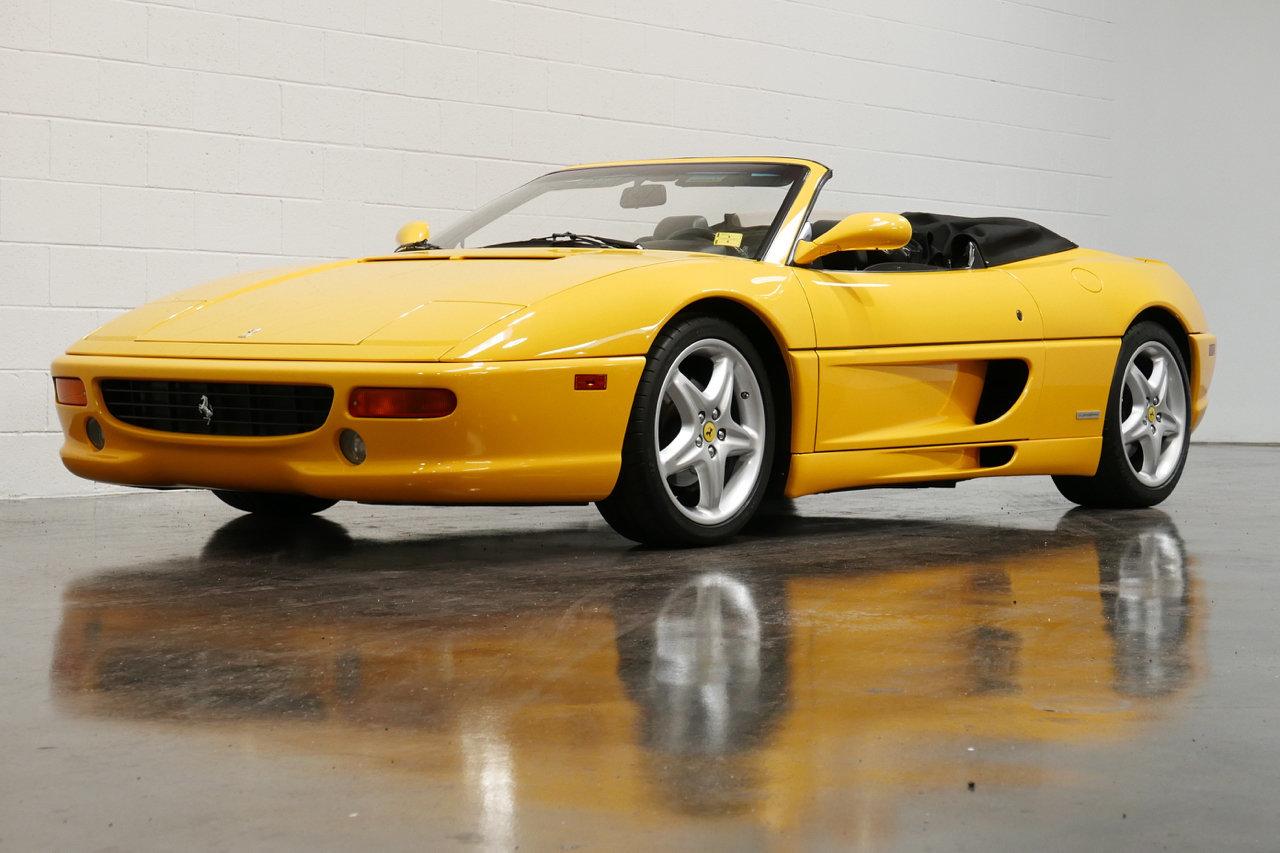 1998 Ferrari 355 European Collectibles