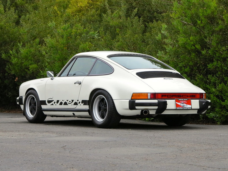 1975 porsche 911 carrera 2 7 mfi for sale 74220 mcg. Black Bedroom Furniture Sets. Home Design Ideas