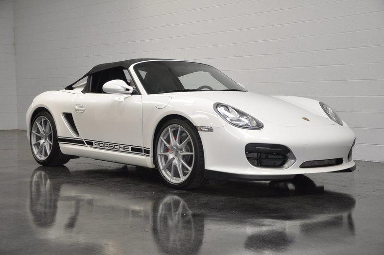 Motorwerks Of Barrington >> 2011 Porsche Boxster | European Collectibles