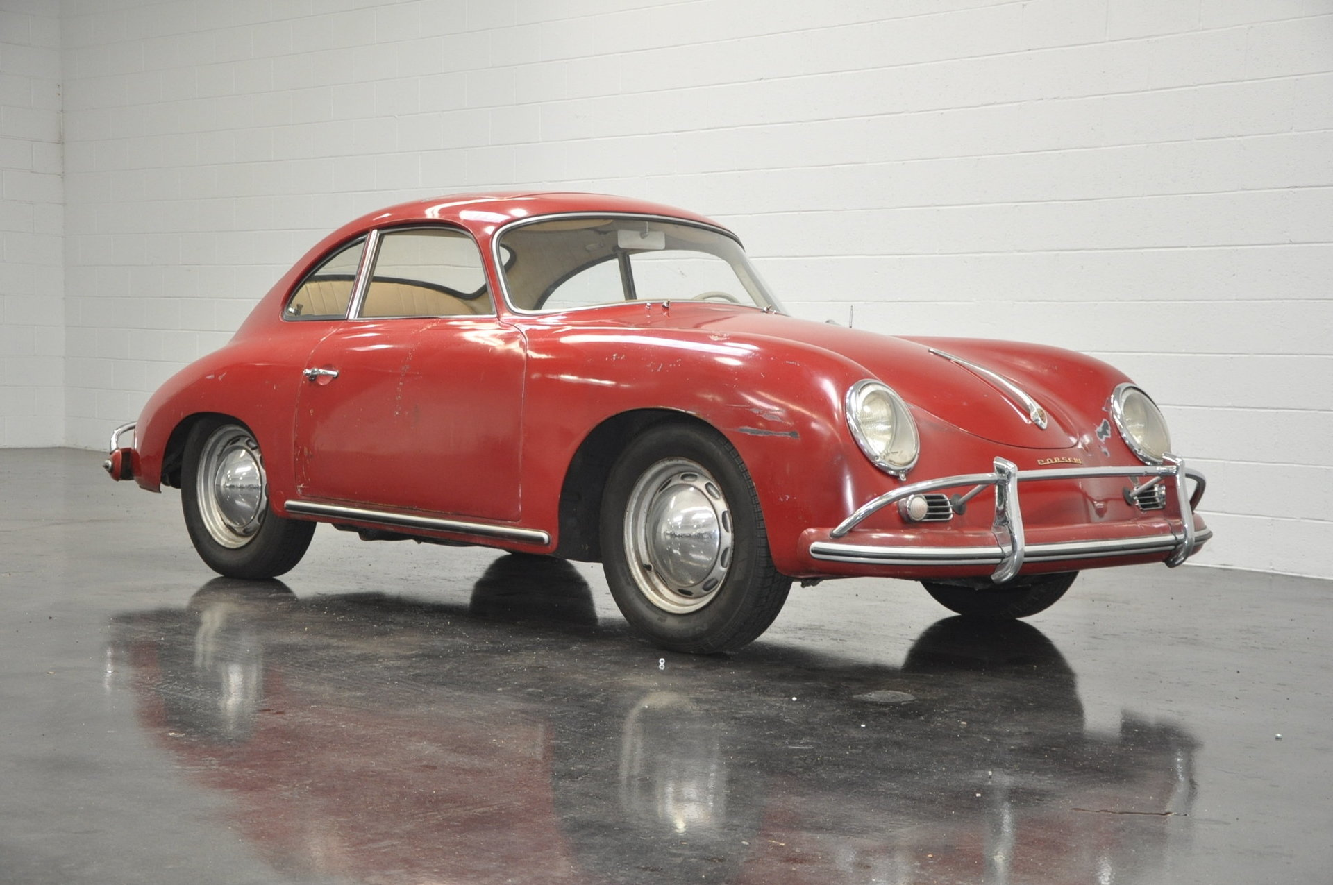1959 Porsche 356a Sunroof Coupe For Sale 80138 Mcg