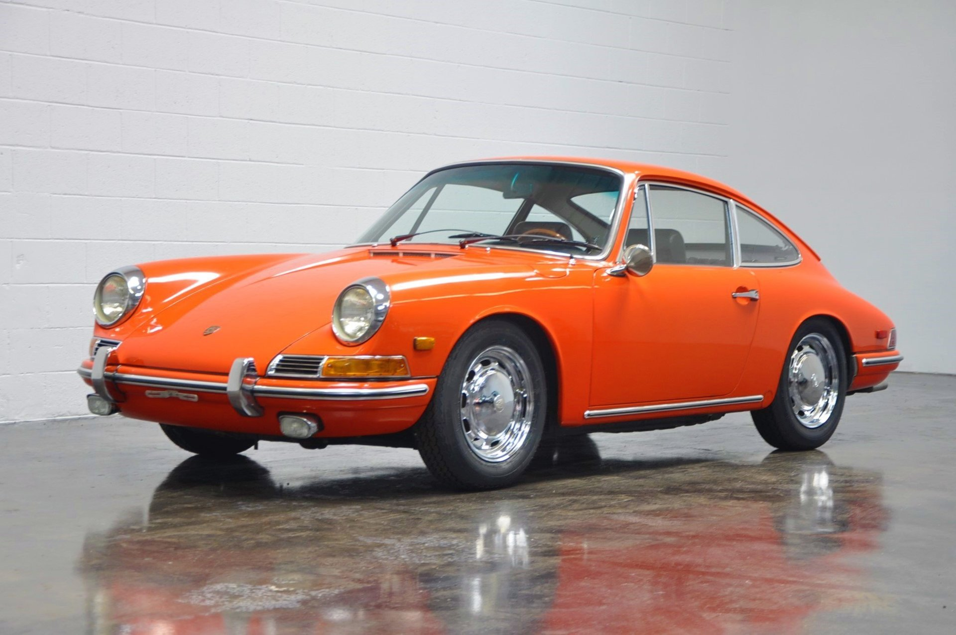 1968 porsche 912 coupe for sale 83107 mcg. Black Bedroom Furniture Sets. Home Design Ideas