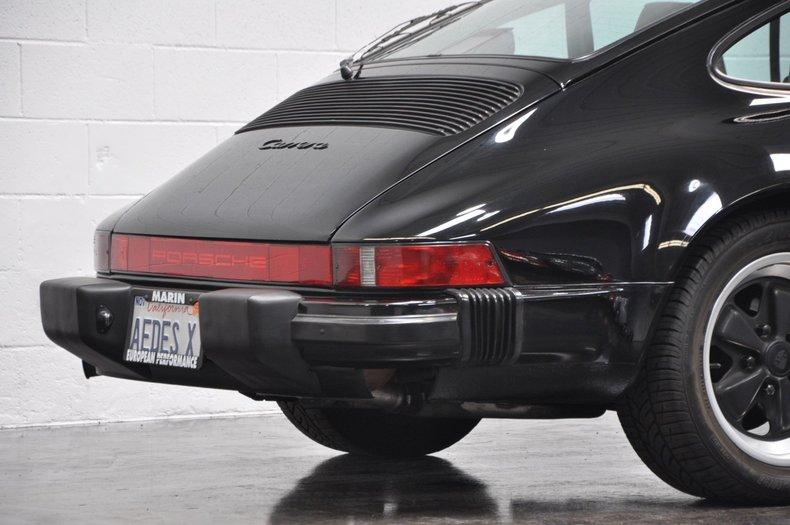 1987 Porsche 911 European Collectibles