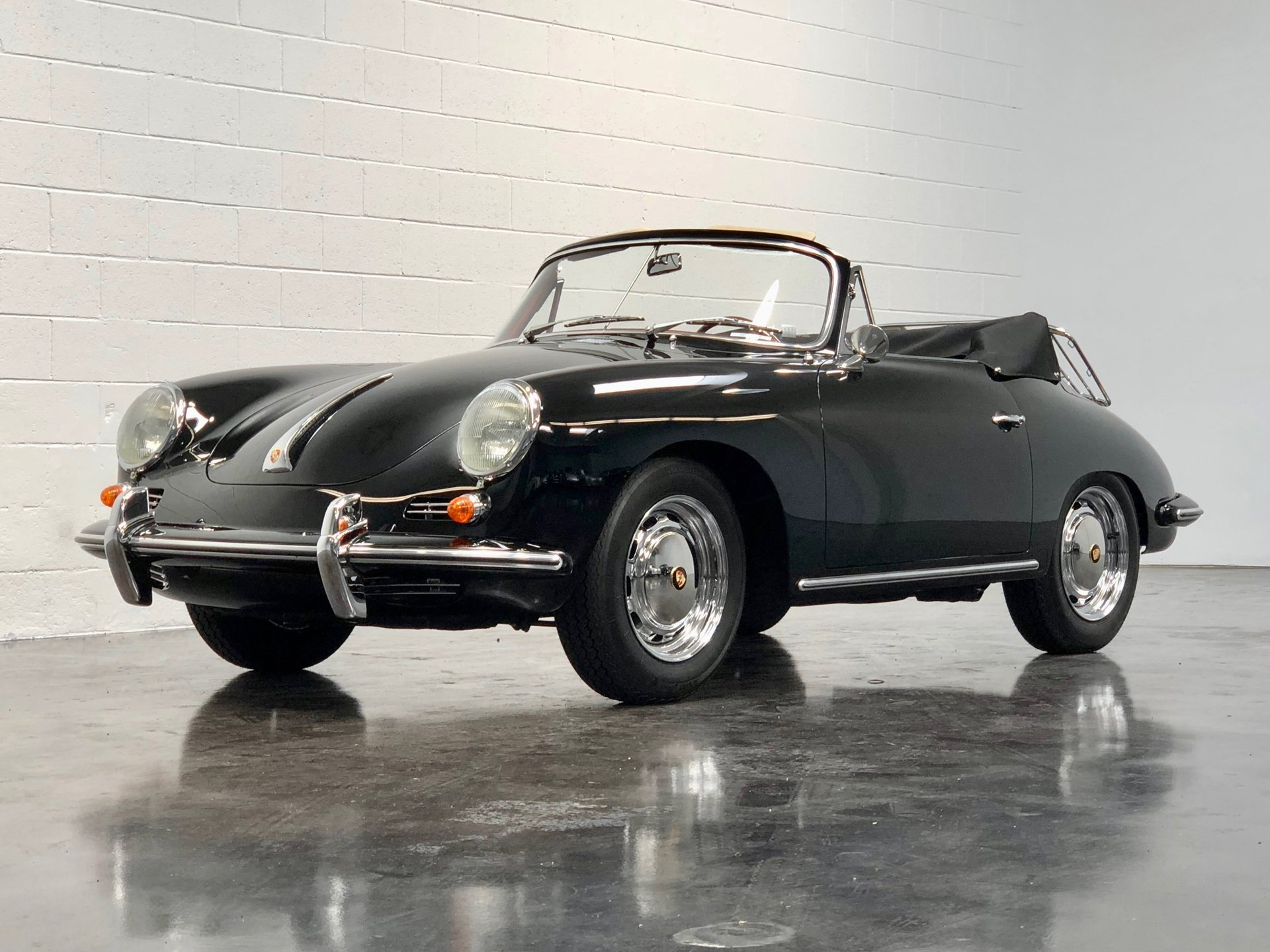 1965 Porsche 356sc European Collectibles