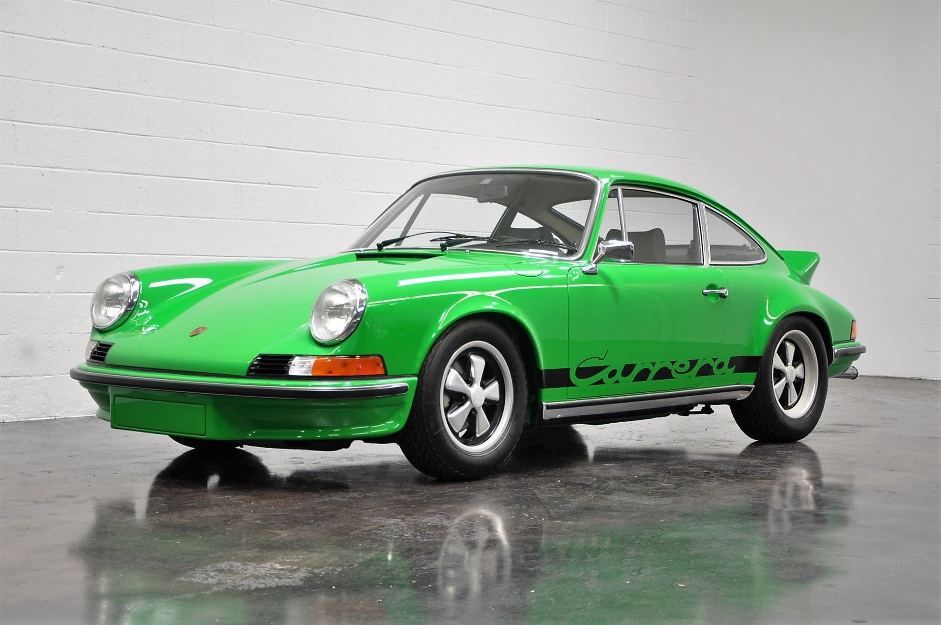 1973 porsche 911 carrera rs coupe for sale 89668 mcg. Black Bedroom Furniture Sets. Home Design Ideas