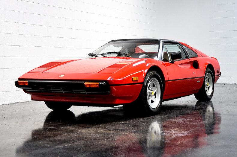 1982 Ferrari 308