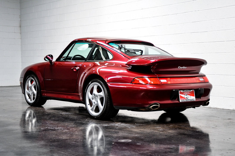 1996 Porsche 911 Turbo European Collectibles