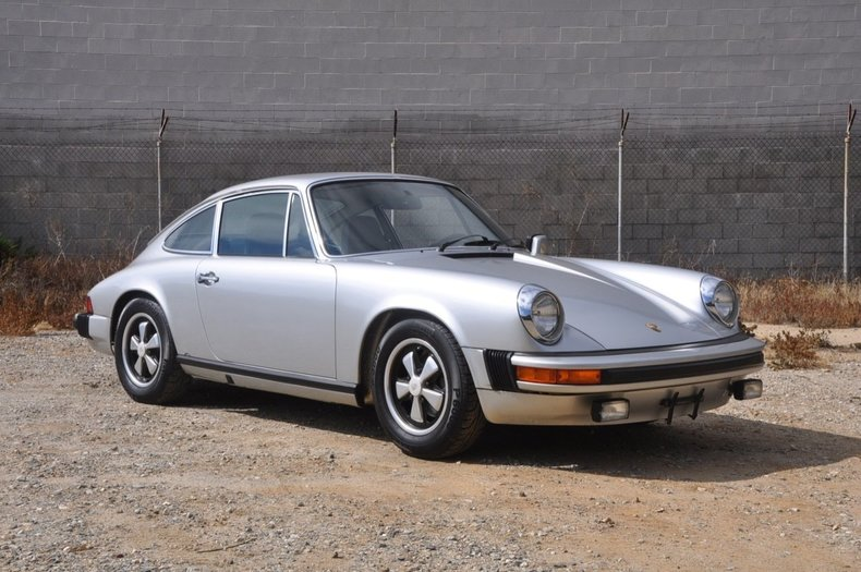 1976 Porsche 911 S Coupe | European Collectibles