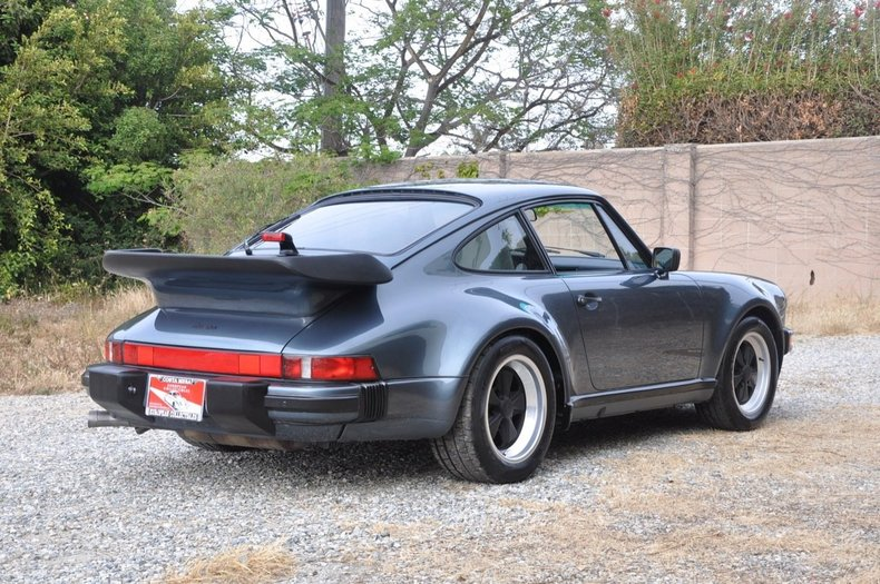 1987 porsche 930 turbo sunroof coupe my classic garage. Black Bedroom Furniture Sets. Home Design Ideas