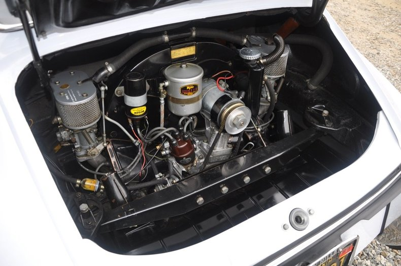 1967 Porsche 912 Coupe European Collectibles
