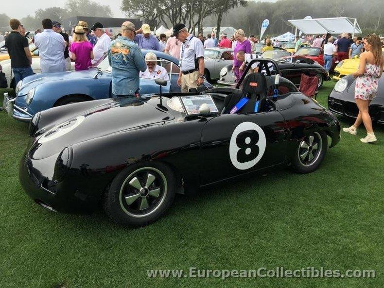 1960 porsche 356 roadster race car european collectibles. Black Bedroom Furniture Sets. Home Design Ideas
