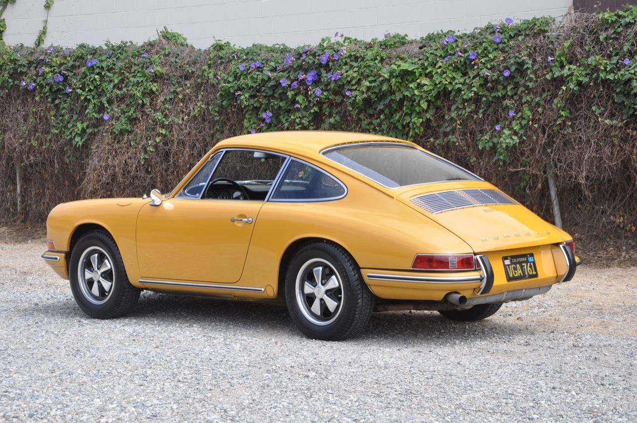 1967 Porsche 911 Coupe European Collectibles