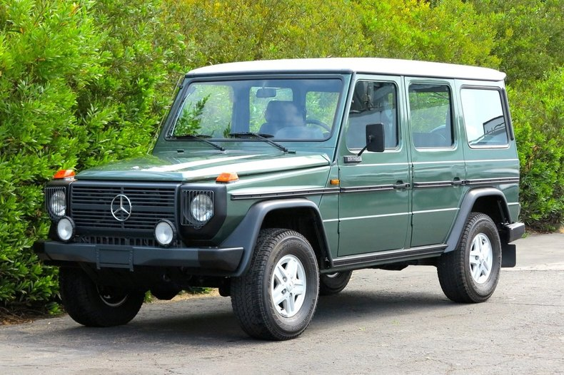 1988 Mercedes-Benz 230GE