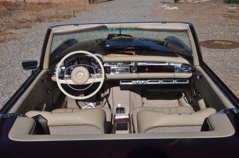 1967 mercedes benz 250sl european collectibles for 76 2306 3