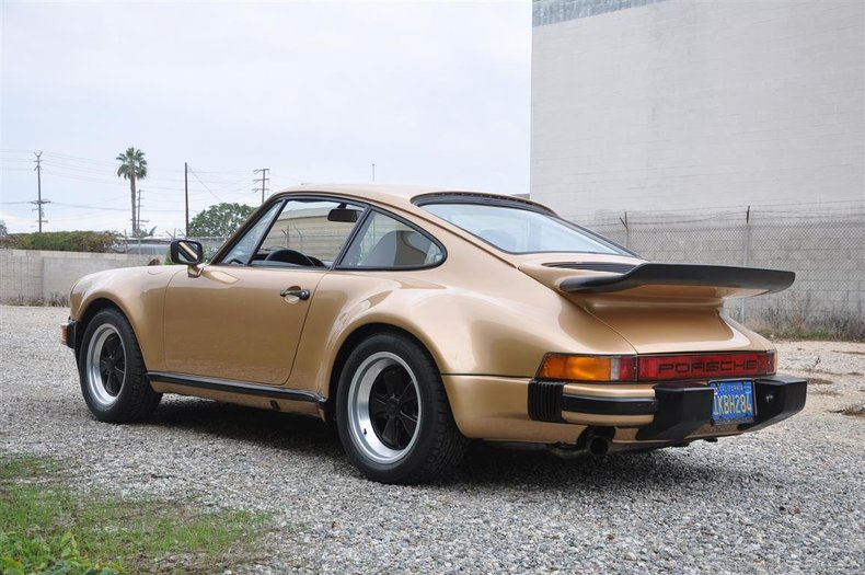 1977 Porsche 930 European Collectibles