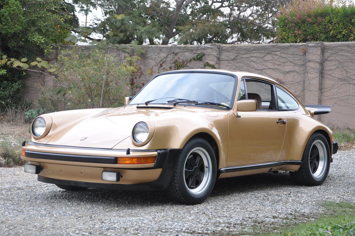 1977 Porsche 930 My Classic Garage