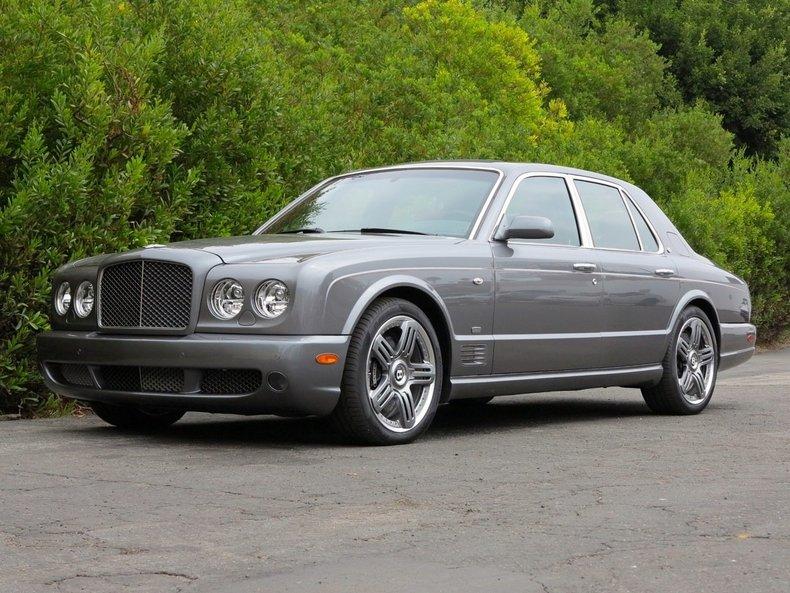 2009 Bentley Arnage T