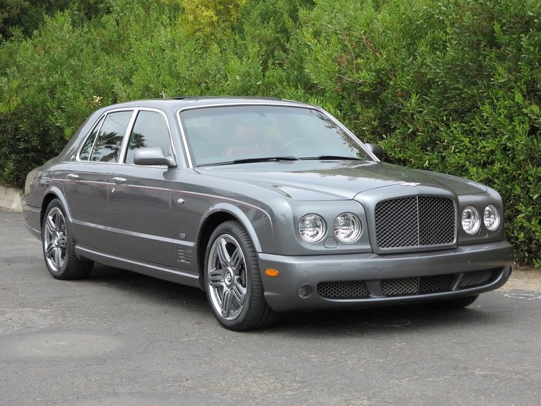 2009 Bentley Arnage T European Collectibles