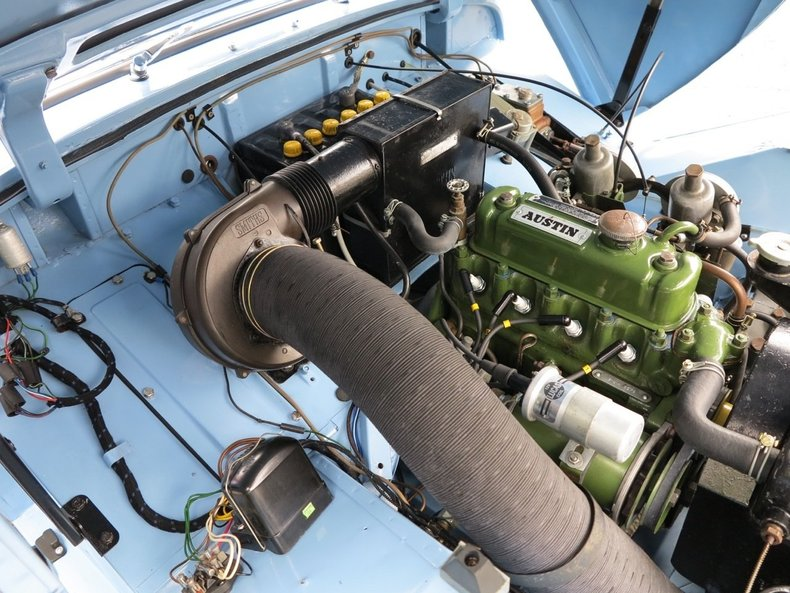 Mg midget engine codes
