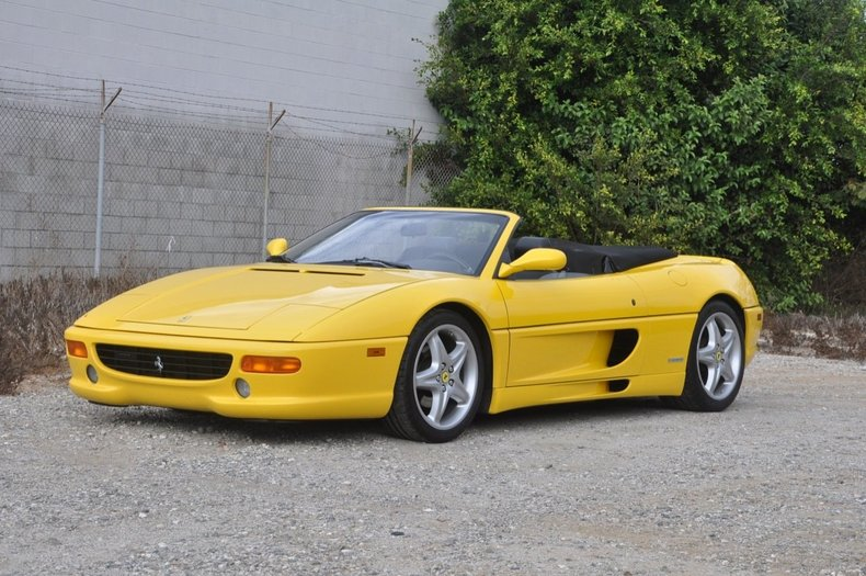 1995 Ferrari 355 European Collectibles