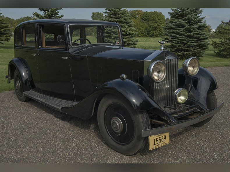 1935 Rolls-Royce GRF-2