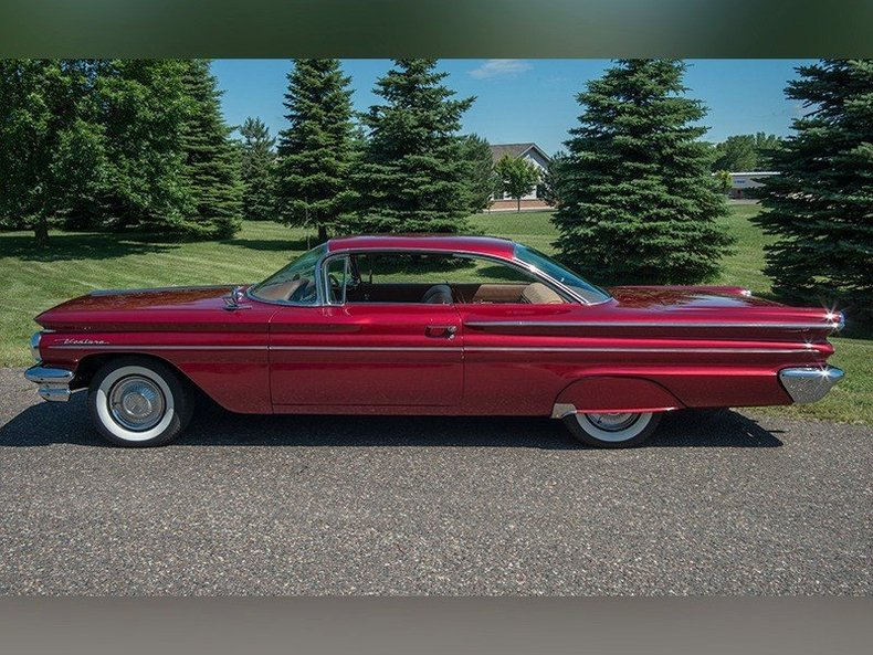 1960 Pontiac Ventura 4 Door
