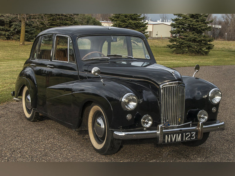 1953 Lanchester 14 Leda