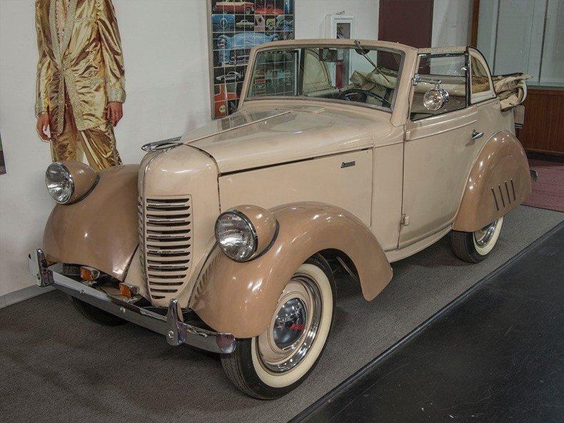 1940 Bantam Model 65 Riviera