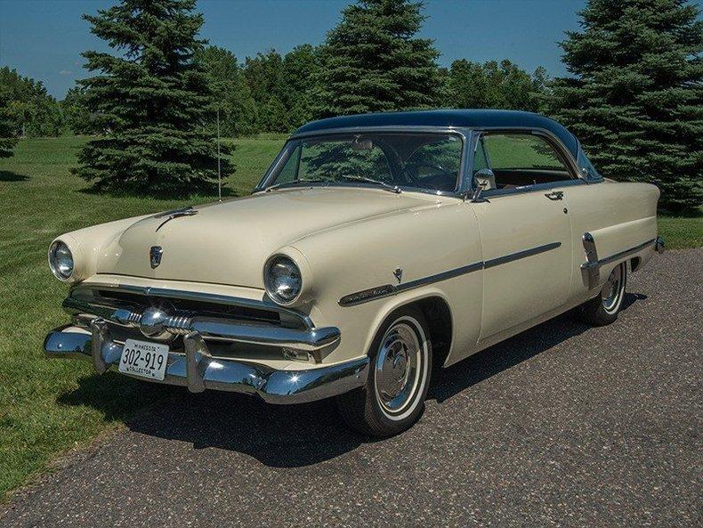 1953 ford crestline victoria my classic garage. Black Bedroom Furniture Sets. Home Design Ideas