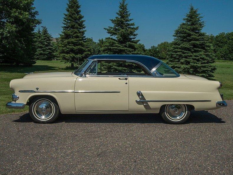 1953 ford crestline victoria for sale 64282 mcg. Black Bedroom Furniture Sets. Home Design Ideas