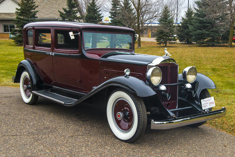 1932 packard 902 classic car dealer rogers minnesota ellingson motorcars. Black Bedroom Furniture Sets. Home Design Ideas