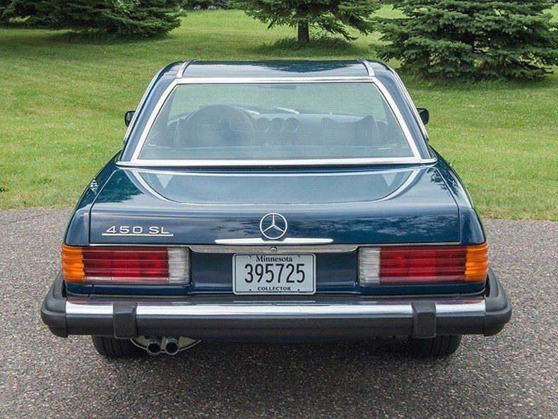 1975 mercedes benz 450 sl classic car dealer rogers for Minnesota mercedes benz dealers