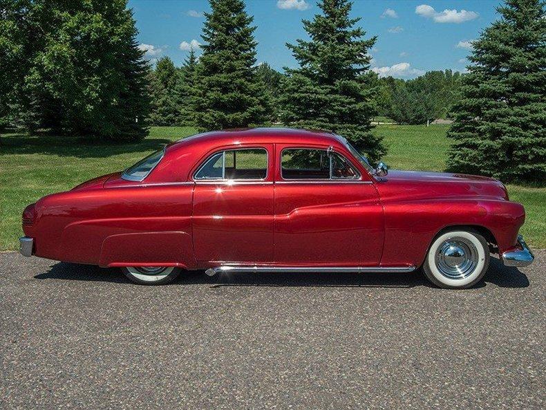 1951 mercury 4 door sport sedan my classic garage for 1951 mercury 4 door sedan