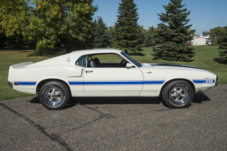 1970 Ford Shelby Cobra Gt500 Classic Car Dealer Rogers Minnesota Thunderbird Specs And Options Description