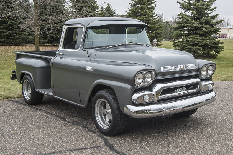 1958 GMC 1/2 Ton Pickup