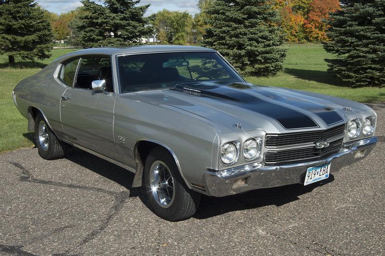 1970 Chevrolet Chevelle SS 396