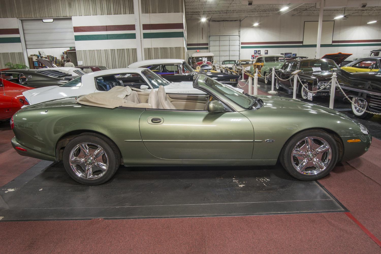1999 Jaguar Xk8 Classic Car Dealer Rogers Minnesota Ellingson Engine Specs And Options Description