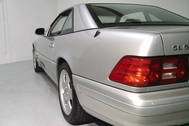 1999 mercedes benz sl500 for sale 84261 mcg for 1999 mercedes benz sl500 for sale