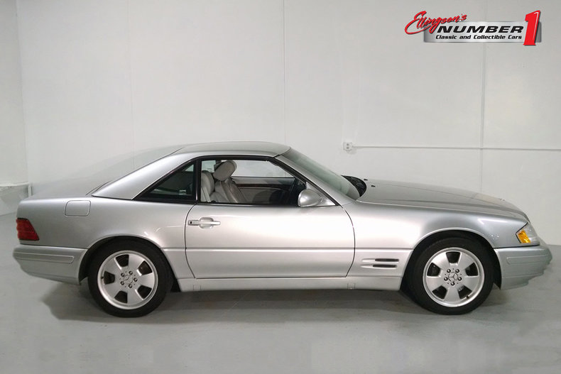 1999 mercedes benz sl500 for sale 84261 mcg. Black Bedroom Furniture Sets. Home Design Ideas