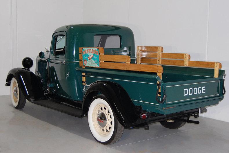 1936 dodge 1 2 ton pickup for sale 85912 mcg. Black Bedroom Furniture Sets. Home Design Ideas