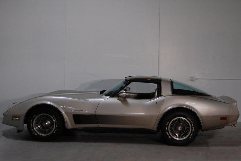 1982 1982 Chevrolet Corvette Collectors Edition For Sale