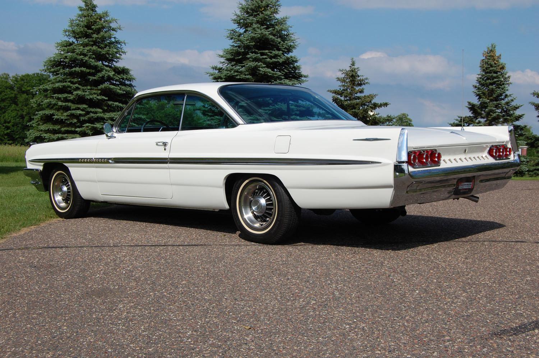 1961 Pontiac Bonneville for sale #91451 | MCG
