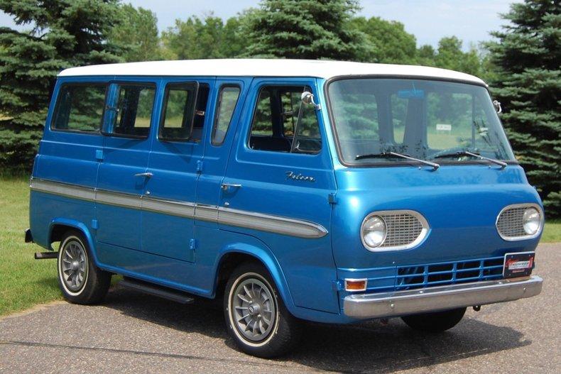 1965 Ford Falcon Club Wagon