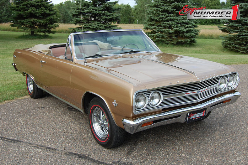 1965 chevrolet chevelle malibu convertible classic car dealer rogers minnesota ellingson. Black Bedroom Furniture Sets. Home Design Ideas