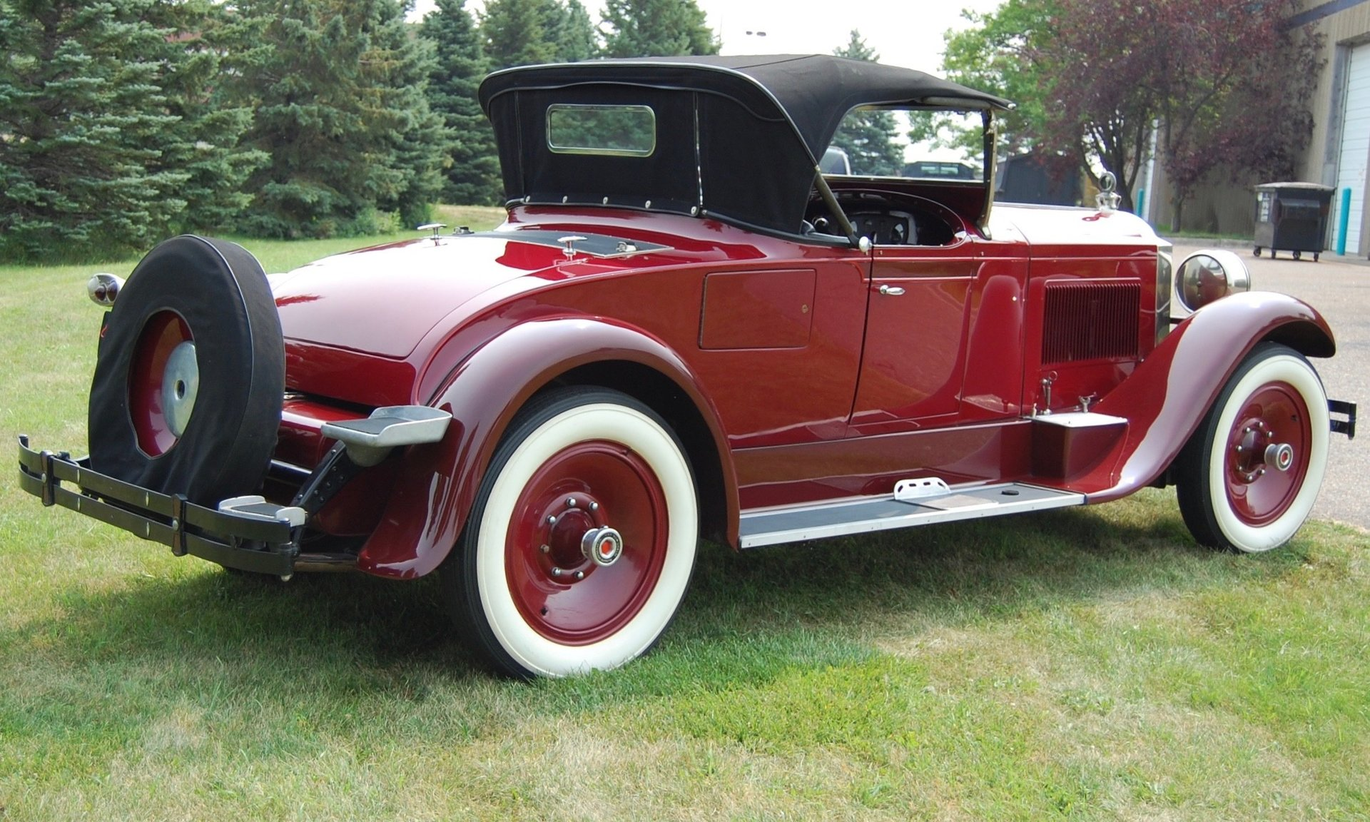 1928 packard roadster classic car dealer rogers minnesota ellingson motorcars. Black Bedroom Furniture Sets. Home Design Ideas