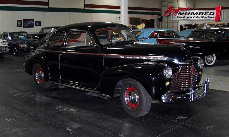 1941 Chevrolet Special Deluxe Coupe For Sale