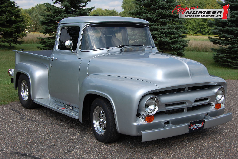 1956 ford f100 pickup for sale 100332 mcg. Black Bedroom Furniture Sets. Home Design Ideas