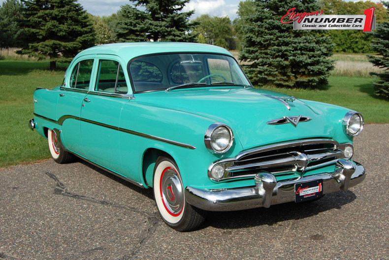 1954 Dodge Royal 4dr Sedan
